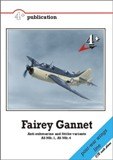 Fairey Gannet AS.1 & 4 Anti-submarine and Strike variants