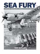 SEA FURY In British, Australian, Canadian & Dutch Service
